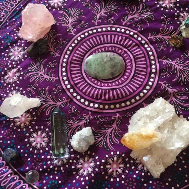 different types of stones